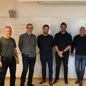 ABB Jokab Safety Kungsbacka, Sweden Trip