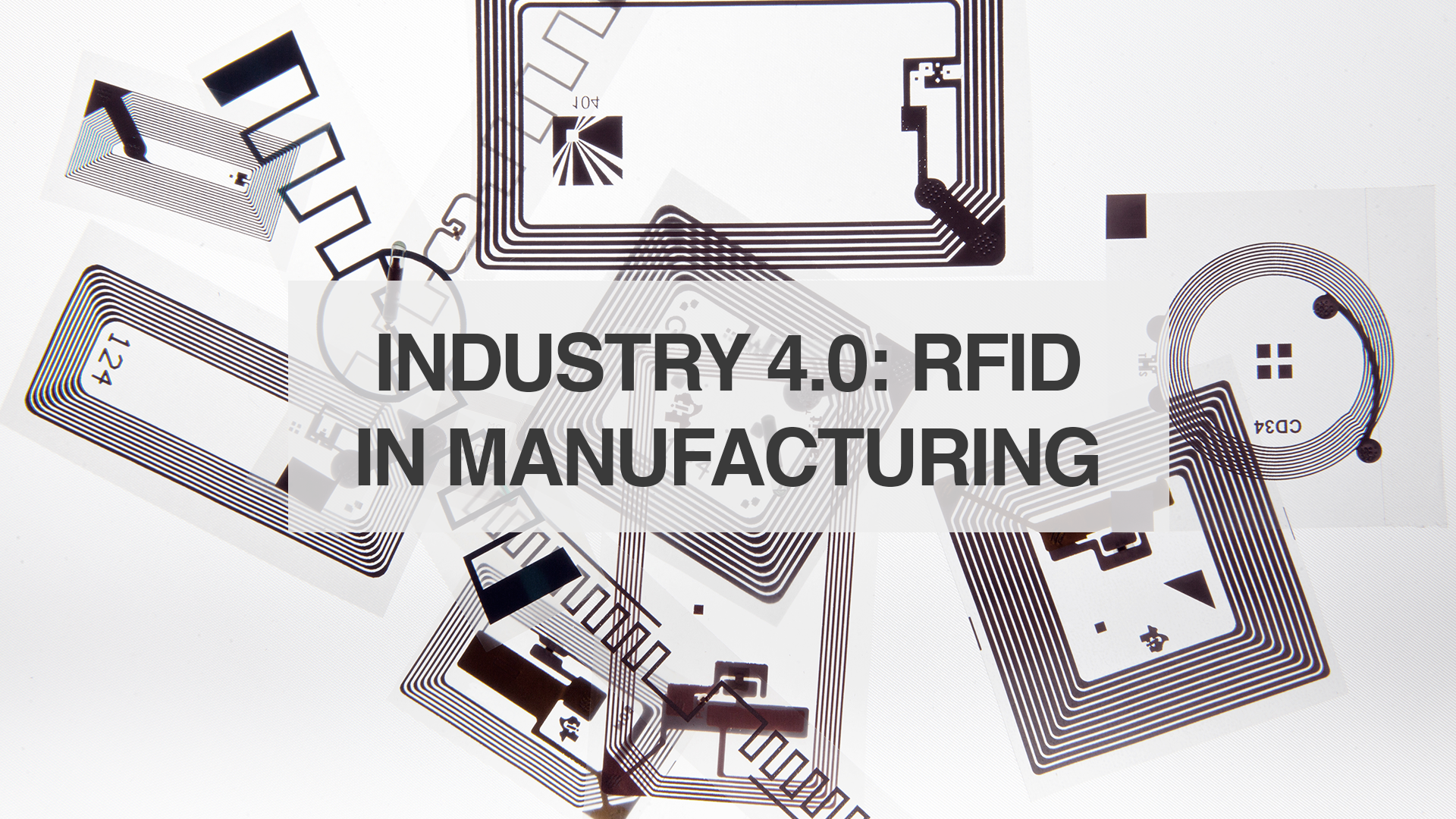 RFID In Manufacturing - Industry 4 0 Trends - Rowse
