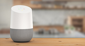 Smart Home Voice Assistant Google Home