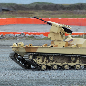 The Rise of Robots in Defence